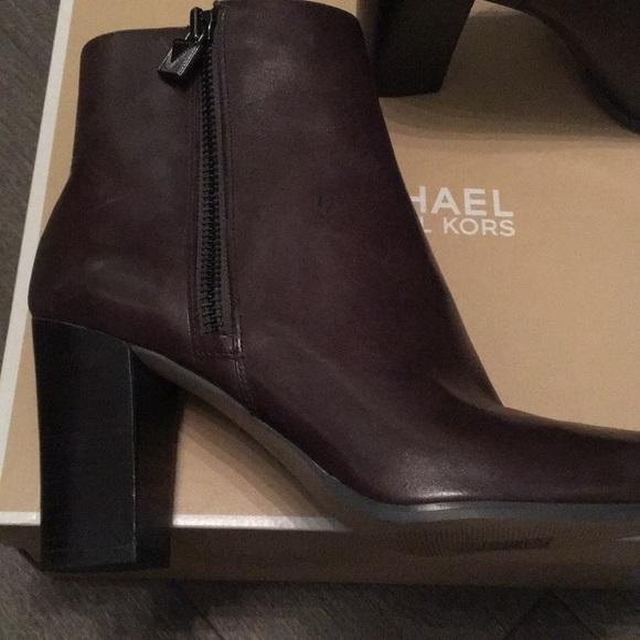 elegant shoes super cute various design Michael Kors Shoes | Mk Margaret Bootie | Poshmark